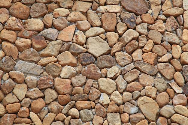 Vintage stone wall