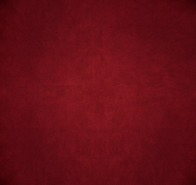 Vintage texture red fragment of leather