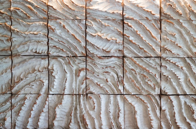 Vintage tile pattern texture background