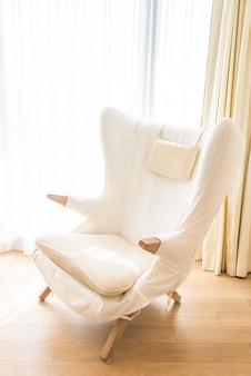Vintage white sofa