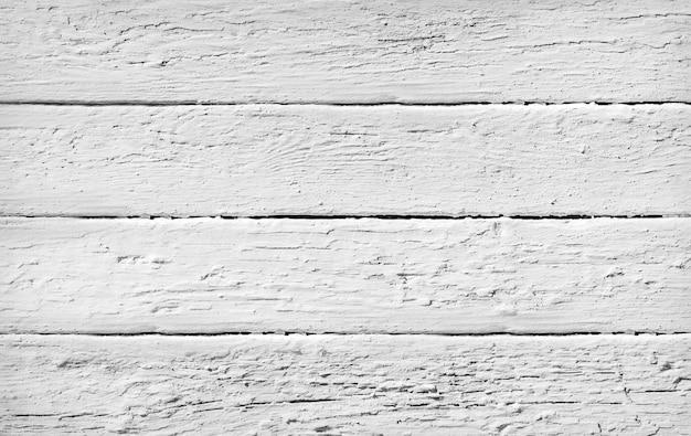 빈티지 흰색 나무 판자 배경