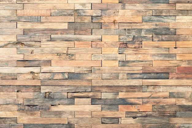 Винтажная текстура древесины как фон. деревянная стеновая панель для дизайна