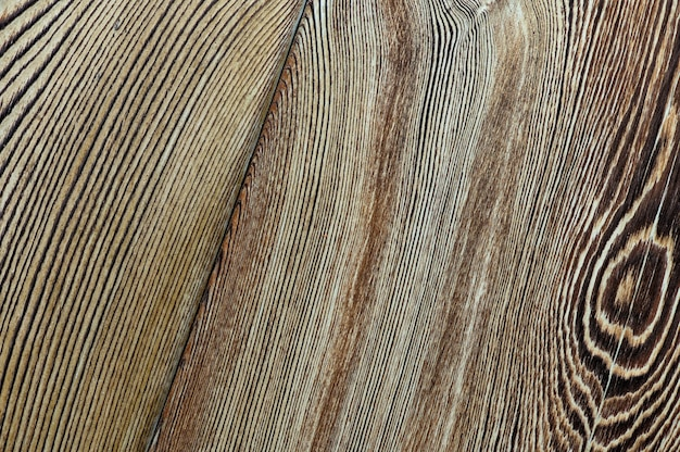 Vintage wood texture with knots. closeup top view for background .