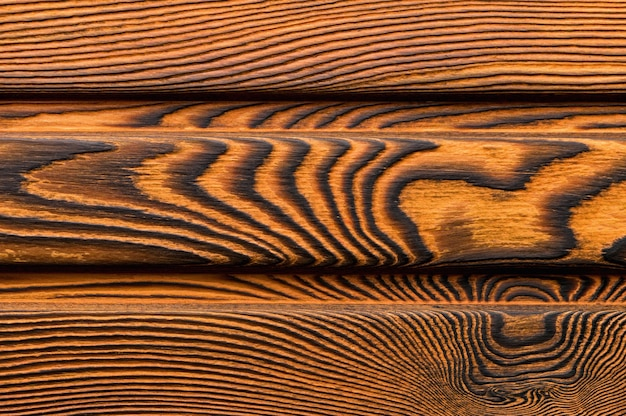 Vintage wood texture with knots closeup top view for background