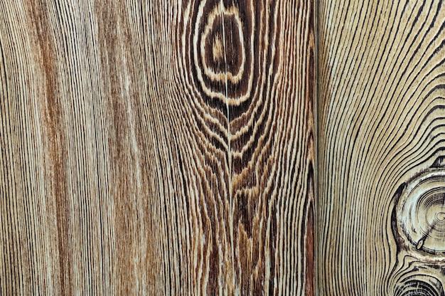 배경 매듭 근접 촬영 평면도와 빈티지 나무 질감