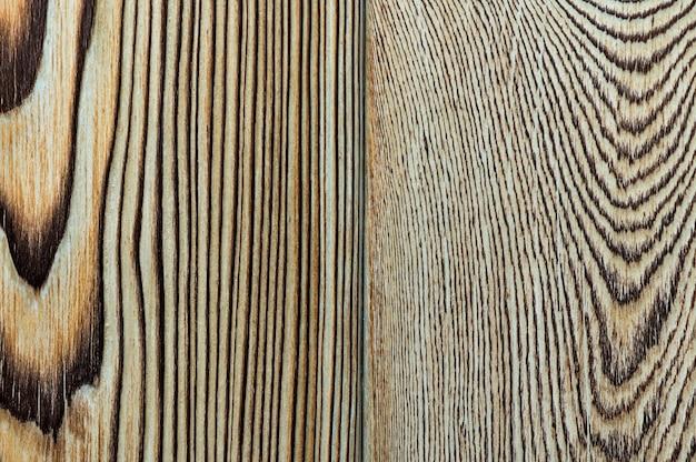Винтажная текстура древесины с узлами крупным планом вид сверху для фона