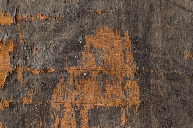 빈티지 나무 배경, 초라한 페인트 나무 질감. -이미지