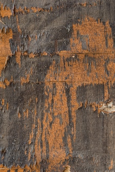 Vintage wooden background, shabby painted wood texture. - image