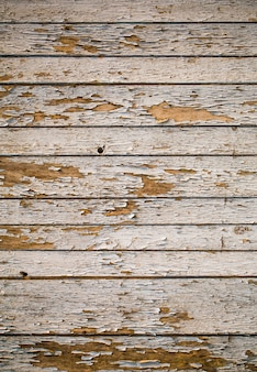 Vintage wooden white board. beautiful background.