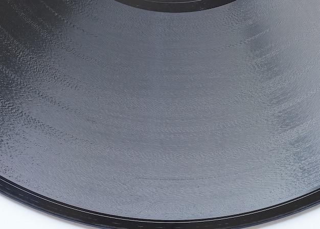 ビニールレコードの詳細