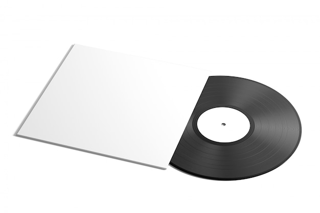 Vinyl record ing
