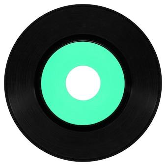 分離されたビニールレコード