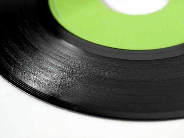 ビニールシングルレコード