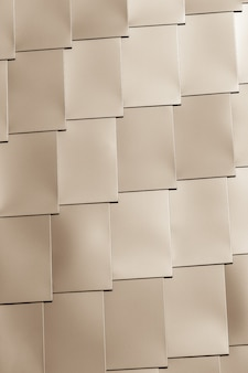 비닐 타일 벽 배경입니다. 세로 샷
