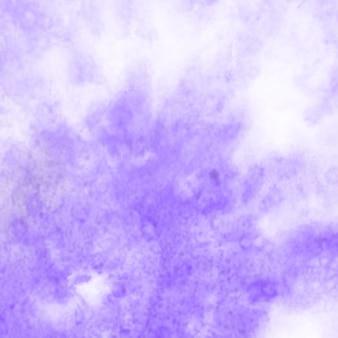 보라색 배경 수채화 물감 배경