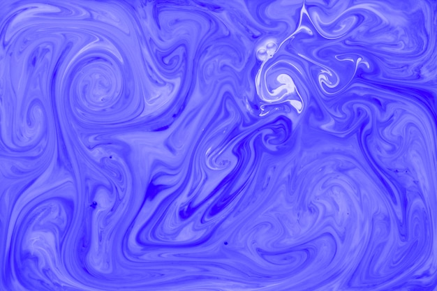 Violet fluid marble background