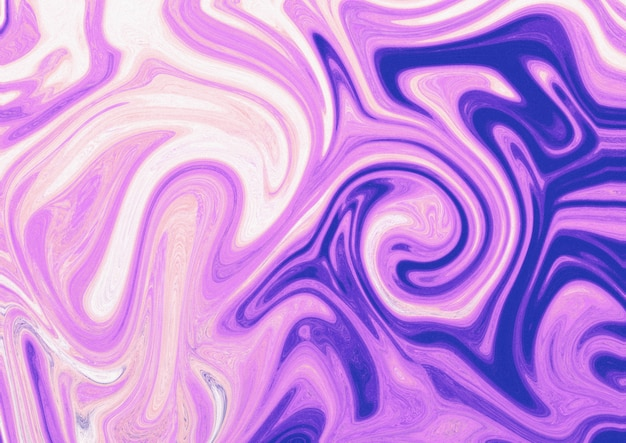 Violet marbled abstract background
