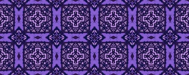 보라색 보라색 타일 배경입니다. 완벽 한 패턴입니다.