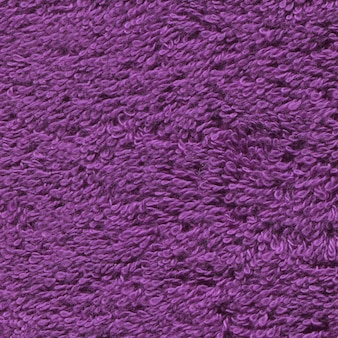 Violet  terry towel texture