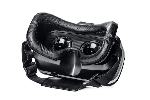 Очки виртуальной реальности изолированы