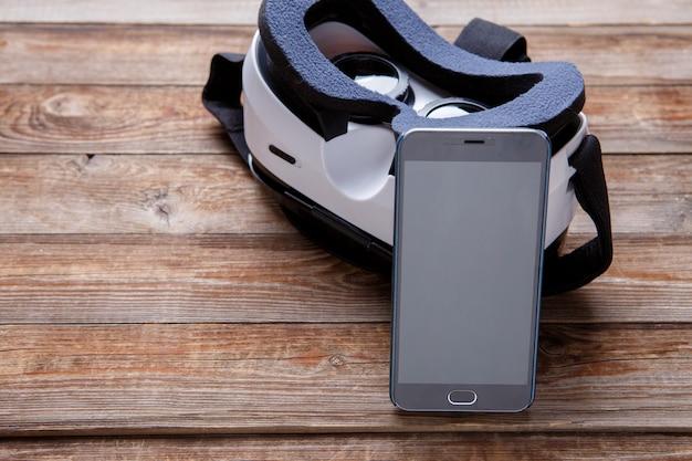 Виртуальные очки vr очки гарнитура