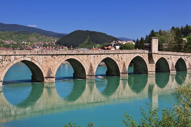 Visegrad city in bosnia and herzegovina