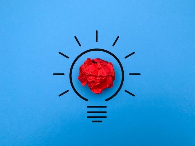 Vision of new successful idea