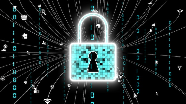 データプライバシーを保護するための先見の明のあるサイバーセキュリティ暗号化テクノロジー