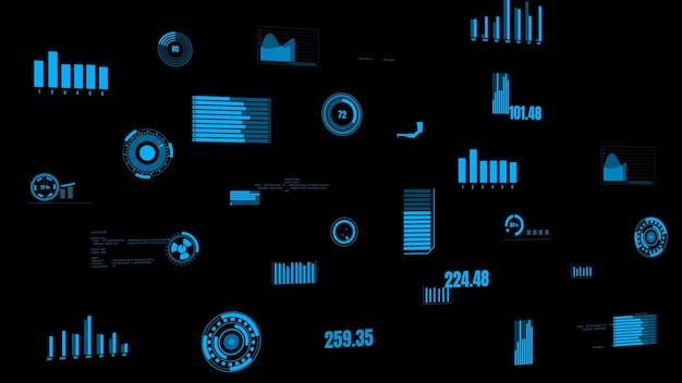 Информационная панель отраслевых данных visionary, отображающая состояние машины