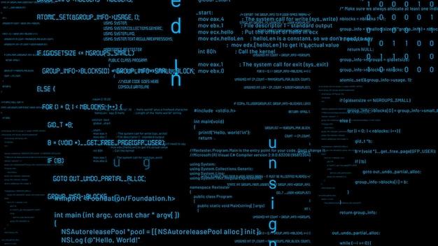 Визуальное программирование и кодирование программного обеспечения будущего