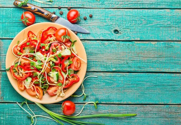 비타민 야채 샐러드.