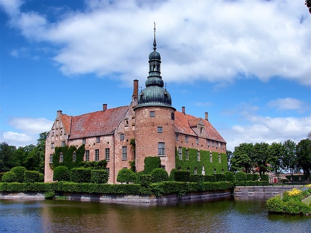 Vittskovle historic sweden castle landmark building