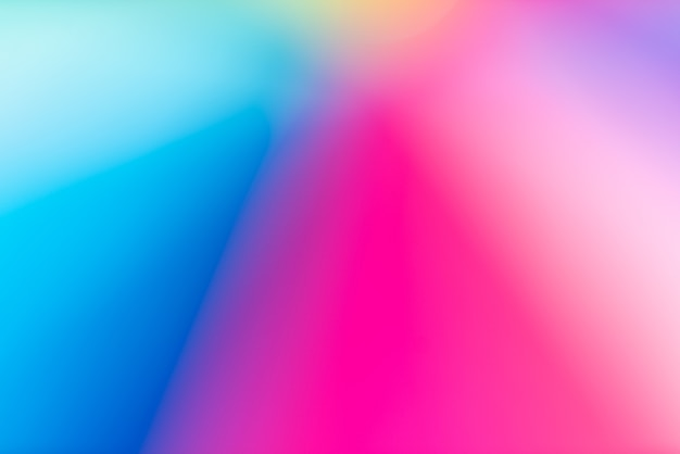Яркий размытый красочный фон