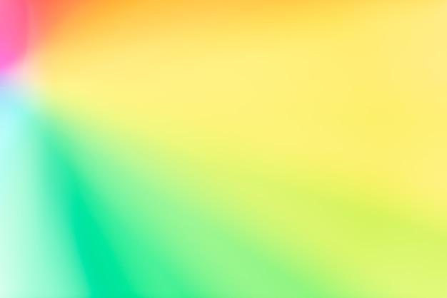 Sfondo colorato sfocato vivido