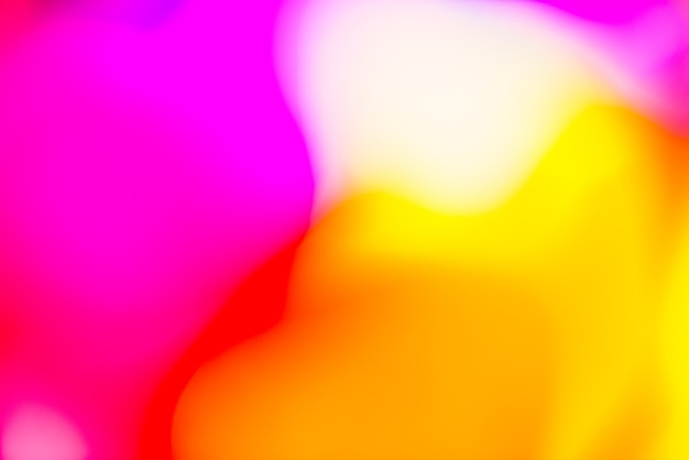 Vivid blurred colorful wallpaper background