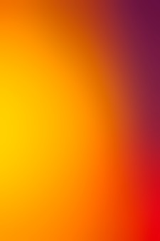 Vivid colors in abstraction