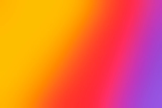 Vivid gradient background