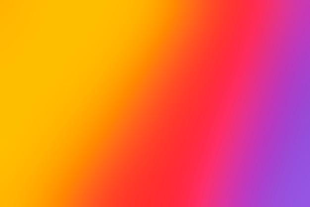 Vivid gradient background