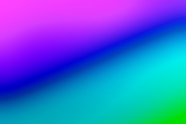 Vivid gradient colors of abstract background