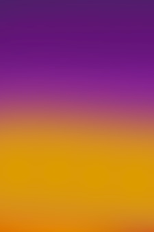 Vivid gradient of colors