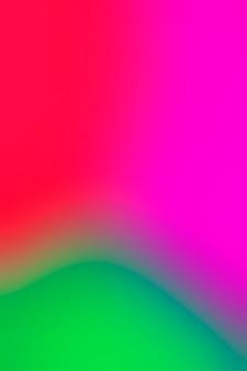 Vivid tricolor backdrop