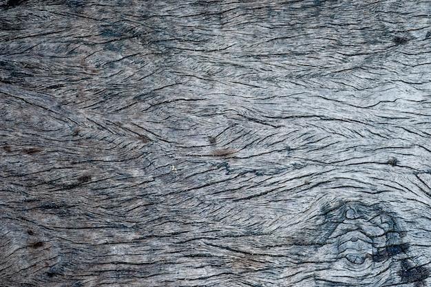古い木の質感、自然の暗い背景の木の上のviwe。