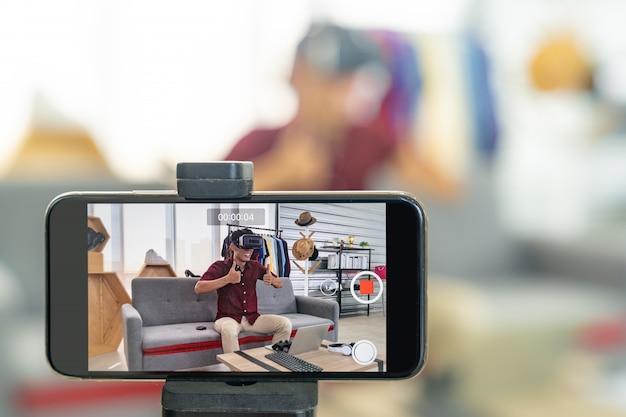 Vlogger live обзор джойстика игрового продукта