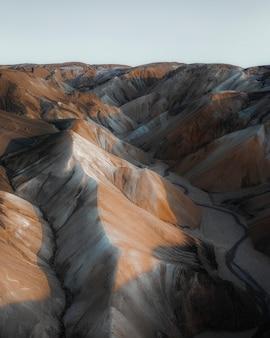 アイスランドの火山山ランドマンナロイガル