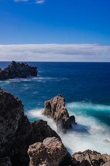 大西洋の火山岩