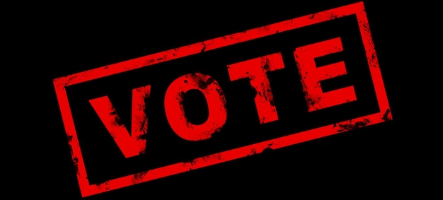 민주적 선거, 국민투표에 투표하십시오. 올바른 선택을 하십시오.