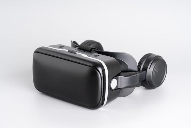 Технология виртуальной реальности vr для игры на столе, вид сверху