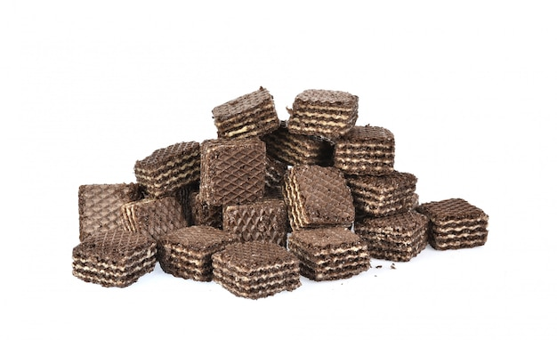 Wafers isolated