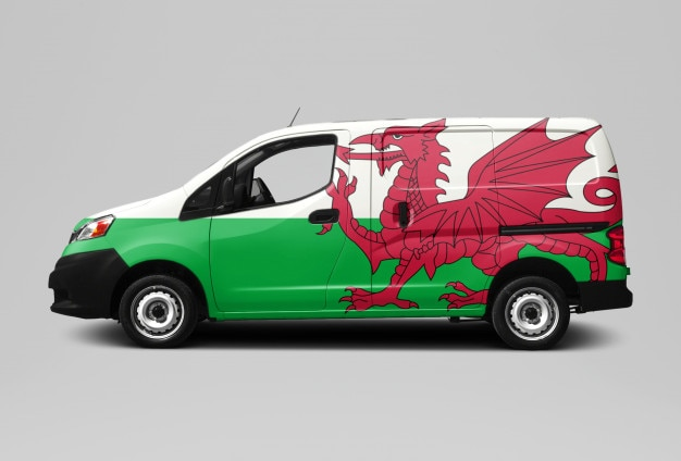 Wales van - delivery and courier
