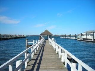 A walk in rhode island
